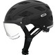 ABUS Hyban + Helmet black Visor clear